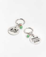 Freedom Key Ring