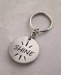Shine Key Ring