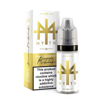 Banana Milkshake Myth by Zeus Juice 10ml - Loop-E-Juice