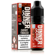 Cherry Tobacco E-Liquid by Dinner Lady 10ml 6mg