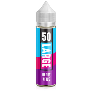Berry N'ice by 50 Large - Loop-E-Juice