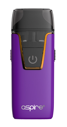 Nautilus AIO Kit by Aspire - Purple