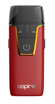 Nautilus AIO Kit by Aspire - Red