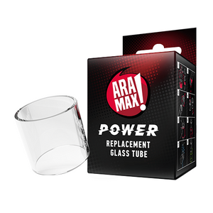 Aramax Power Replacement Glass - Loop-E-Juice