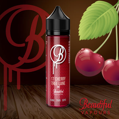 17 Cherry Tree Lane by Beautiful Vapours 50ml 0mg - Loop-E-Juice