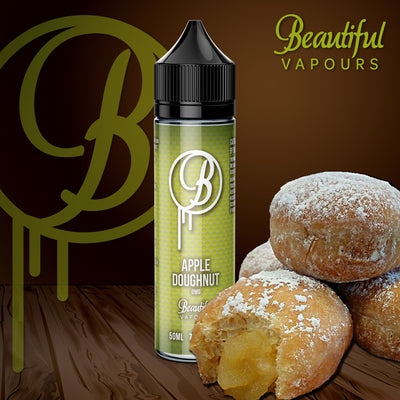 Apple Doughnut by Beautiful Vapours 50ml 0mg