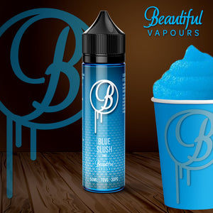 Blue Slush by Beautiful Vapours 50ml 0mg
