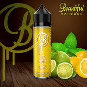 Citrus Breeze by Beautiful Vapours 50ml 0mg
