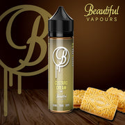 Custard Cream by Beautiful Vapours 50ml 0mg - Loop-E-Juice