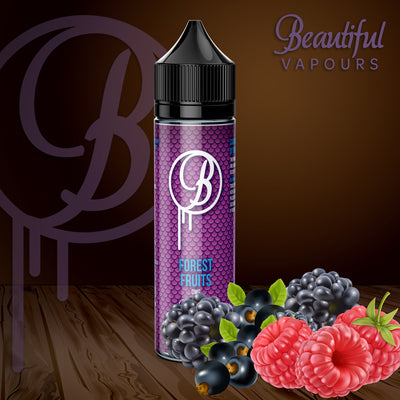 Forest Fruits by Beautiful Vapors 50ml 0mg - Loop-E-Juice