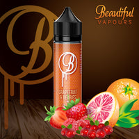 Grapefruit & Berries by Beautiful Vapours 50ml - Loop-E-Juice