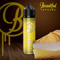 Lemon Meringue By Beautiful Vapours 50ml 0mg