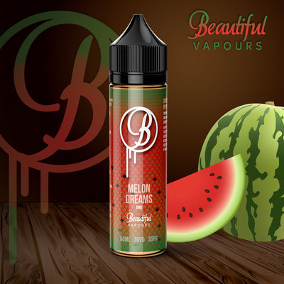 Melon Dream by Beautiful Vapours 50ml 0mg