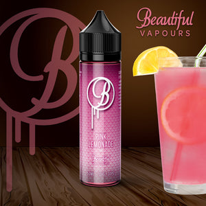 Pink Lemonade by Beautiful Vapours 50ml 0mg