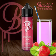 Strawberry Milk by Beautiful Vapours 50ml 0mg