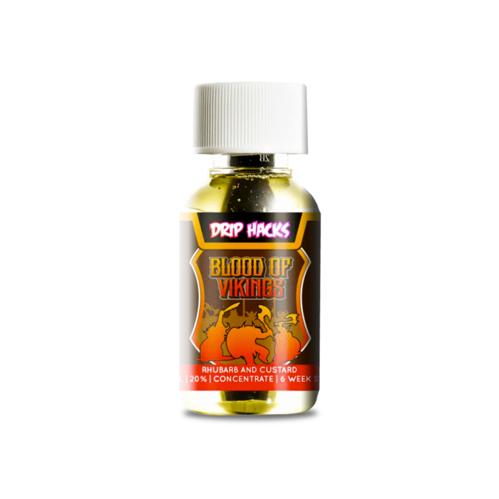 Blood of Vikings Concentrate by Drip Hacks 30ml - Loop-E-Juice
