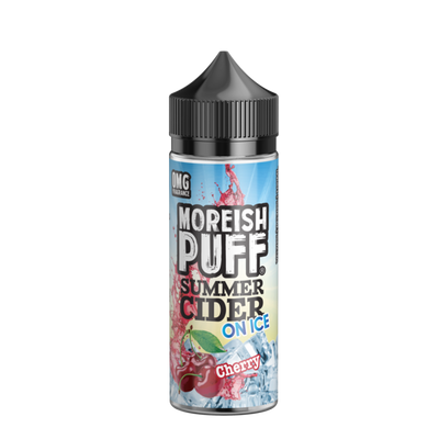 Cherry Summer Cider on Ice by Moreish Puff 100ml - Loop-E-Juice