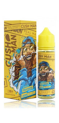 CushMan Mango & Banana by Nasty Juice 50ml 0mg