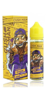 CushMan Mango & Grape by Nasty Juice 50ml 0mg