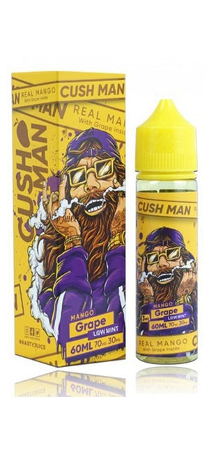CushMan Mango & Grape by Nasty Juice 50ml - Loop-E-Juice