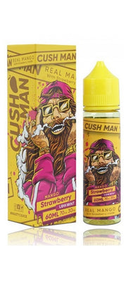 CushMan Mango & Strawberry by Nasty Juice 50ml 0mg