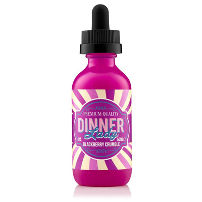 Blackberry Crumble by Dinner Lady 50ml 0mg