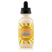 Mango Tart E-Liquid by Dinner Lady 50ml - Loop-E-Juice