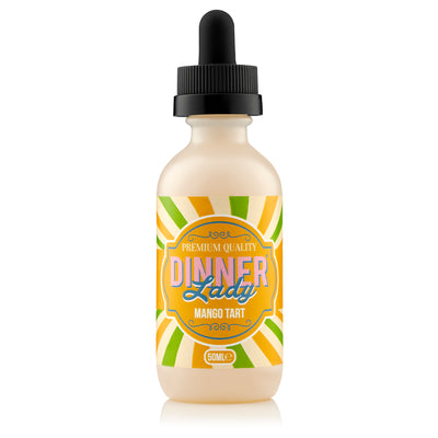 Mango Tart E-Liquid by Dinner Lady 50ml 0mg