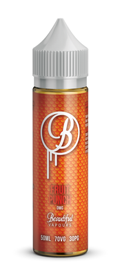 Fruit Punch By Beautiful Vapours 50ml 0mg - Loop-E-Juice