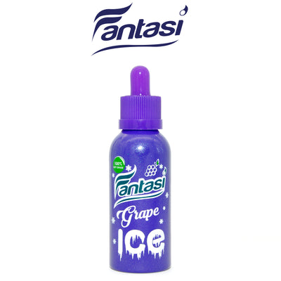 Fantasi Grape Ice E Liquid 50ml - Loop-E-Juice