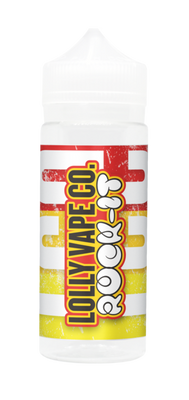 Rock It ON ICE by Lolly Vape Co 80ml 0mg