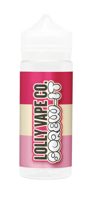 Screw It ON ICE by Lolly Vape Co. 80ml 0mg