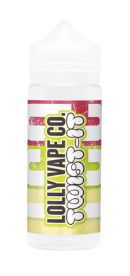 Twist It ON ICE by Lolly Vape Co. 80ml 0mg