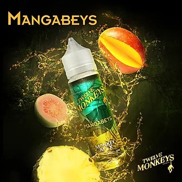Mangabeys - Twelve Monkeys - 50ml - Loop-E-Juice