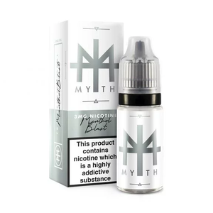 Menthol Blast Myth by Zeus Juice 10ml - Loop-E-Juice
