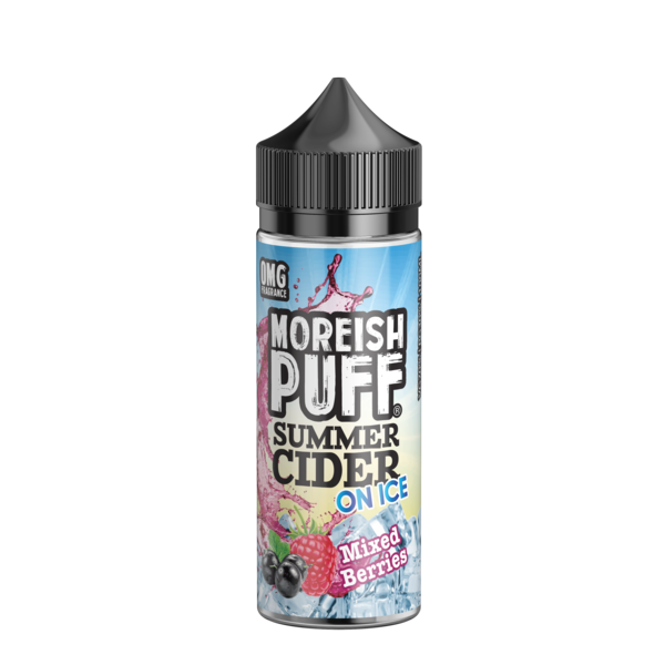 Mixed Fruits Summer Cider on Ice by Moreish Puff 100ml - Loop-E-Juice