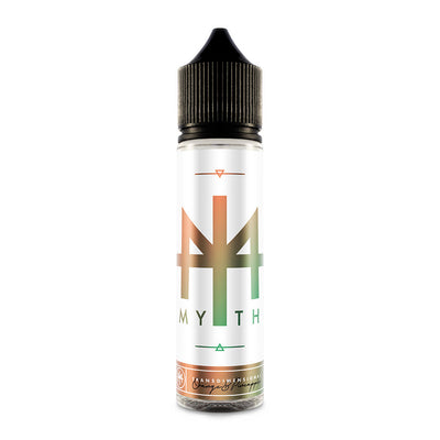 Orange & Pineapple Myth by Zeus Juice 50ml 0mg - Loop-E-Juice
