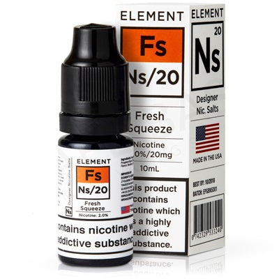 10ml Fresh Squeeze Salt Nicotine eLiquid 20mg