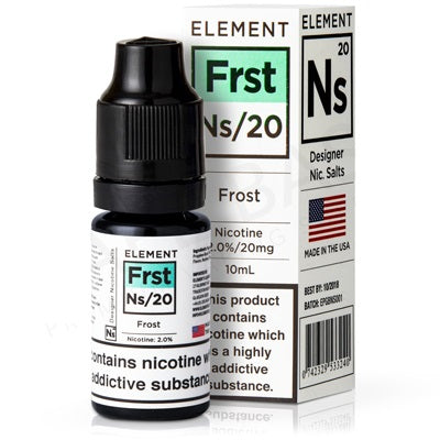 10ml Frost Salt Nicotine eLiquid - Loop-E-Juice
