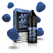 Just Juice Blue Raspberry 10ml Salt Nicotine eLiquid - Loop-E-Juice