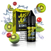 Just Juice Kiwi & Cranberry on Ice  10ml Salt Nicotine eLiquid - Loop-E-Juice