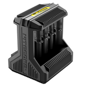 Nitecore I8 8 Bay Charger - Loop-E-Juice