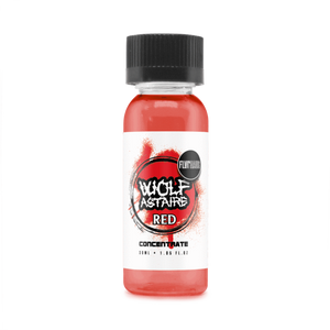 Wolf Astaire - Red Wolf 30ml Concentrate by FLVRHAUS - Loop-E-Juice