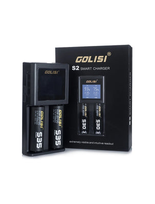 Golisi S2 Smart Charger - Loop-E-Juice