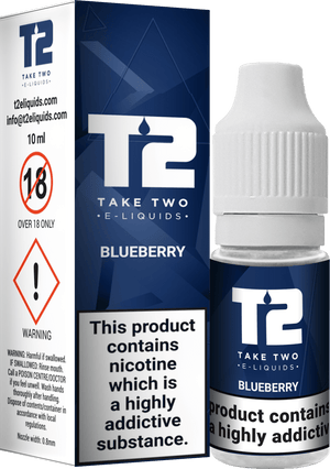 Take Two Blueberry 10ml - Loop-E-Juice