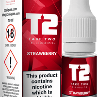 Take Two Strawberry 10ml - Loop-E-Juice