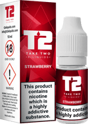 Take Two Strawberry 10ml