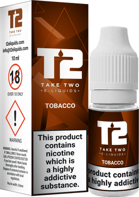 Take Two Tobacco 10ml - Loop-E-Juice