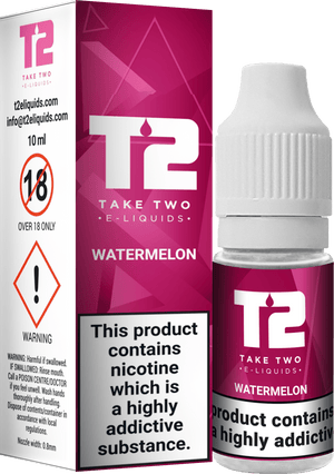 Take Two Watermelon 10ml - Loop-E-Juice