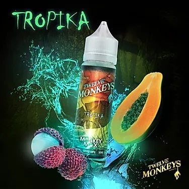 Tropika - Twelve Monkeys - 50ml - Loop-E-Juice